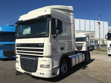 DAF XF105.410 SC, Intard Tracto