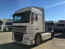DAF XF105.460 SC ATe, Vo Tracto