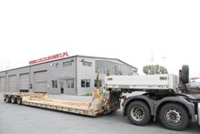 Goldhofer 3 AXIS LOW LOADER TI