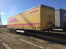 2008 Krone SD Curtainsider