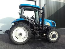 Used Holland T6010 T