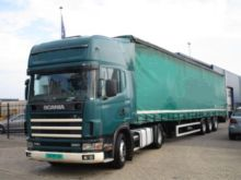 Used 2002 Scania 114