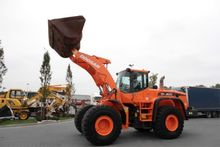 Used Doosan WHEEL LO