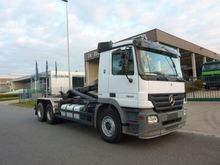 Mercedes Benz 2644 Container tr
