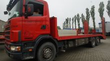 Used Scania 114 Car