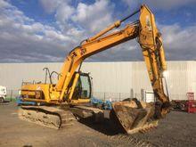 JCB JS210LC Crawler Excavator