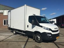 2014 Iveco Daily 35C13D GESLOTE