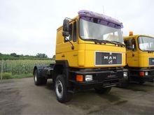 Used 1992 MAN 19.422