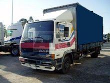 DAF 45 ATI 160 4X2 C Closed box