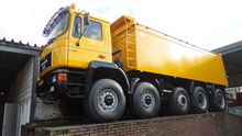 1996 MAN 48.402 10x8 Tipper