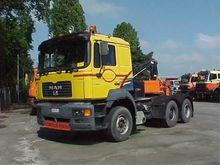 MAN 33.460 6x4 Tractor unit
