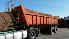 Used Trailor Tipper