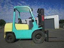 2000 Yang FD30 Forklift