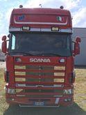 Used Scania R 164 LA