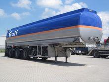 LAG aluminium fuel ( Tank