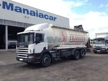 2000 Scania 114G 6X2 Lorry