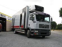 MAN TGM 15.240 Freeze truck wit