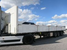 Schmitz Cargobull SPR 24 Bausto
