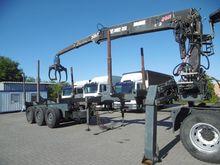 Krone SD 27 EL Crane