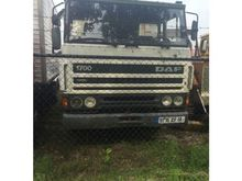 2001 DAF 1700 Container transpo