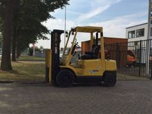 Used 2002 Hyster H2.
