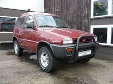1994 Nissan Terrano 2.7DT VAN C