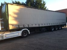 YORK Curtainsider