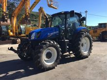 New Holland T6.155 Compact trac