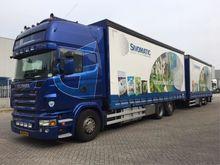Scania R480 Volume transport