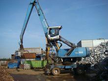 Fuchs hml 360 Industrial Excava