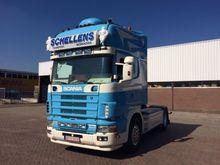 Used Scania 164-580