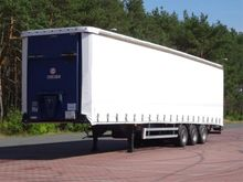 2005 Coder MEGA Curtainsider