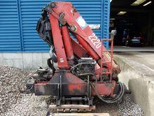 2005 HMF 2223 K Crane Automatic
