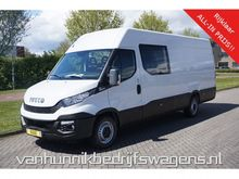 2016 Iveco Daily 35S13 L3 H2 Cr