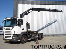 Used 2009 Scania R40