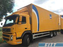 2004 Volvo FM12/380 6X2R bakwag