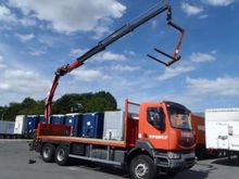 Renault kerax 370 dxi Truck Cra
