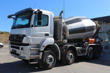 Mercedes Benz AXOR 3240 8X4 MIX