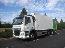 DAF CF330 - EURO6 Garbage truck