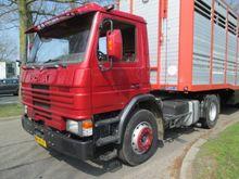 Used 1986 Scania 92M