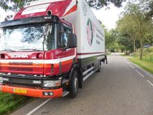 Scania 94d Closed box