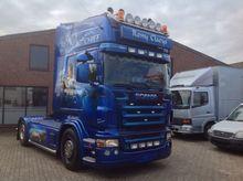 Scania R 580 special Tractor un