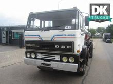 1985 DAF 2500 TURBO INTERCOOL T