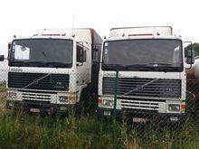 Volvo F10 2 Belgium trucks Clos