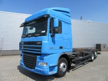 Used 2008 DAF FAR XF