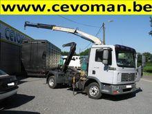 MAN TGL 180 Truck Crane