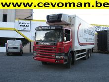 Scania P94 Frigo/Isolated/Freez