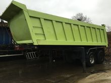 Used Meiller Tipper