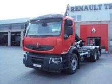 2014 Renault Lander 430.26 EEV