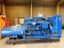 Dorman Diesel 250 KV Aggregates